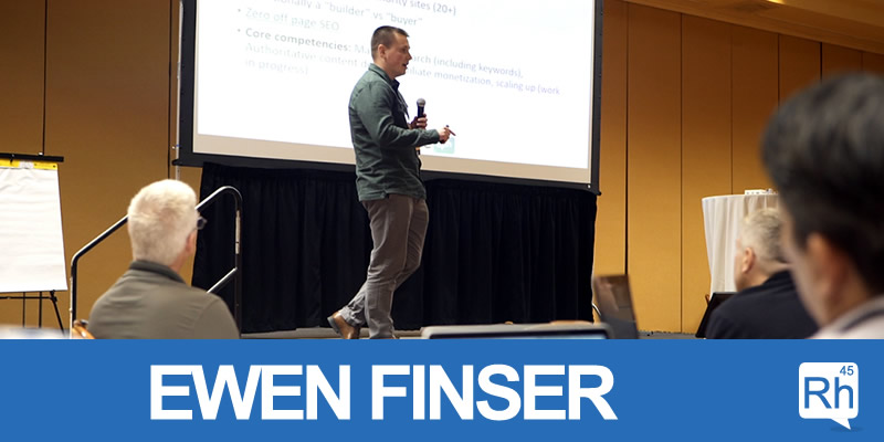 059: How to Rank in Any Niche Without Link Building – Rhodium Talk with Ewen Finser