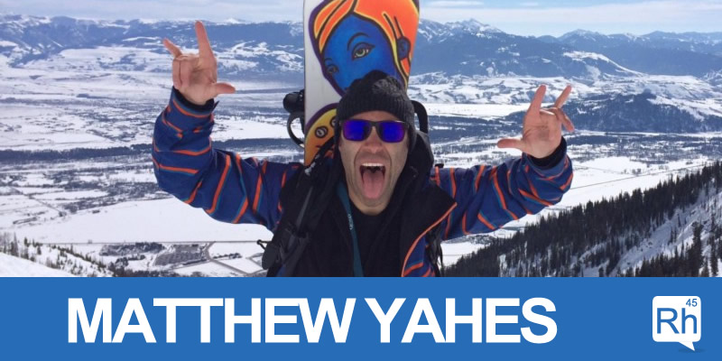 Story 2.2: The Million Dollar Takeover with Matthew Yahes (Podcast 033)